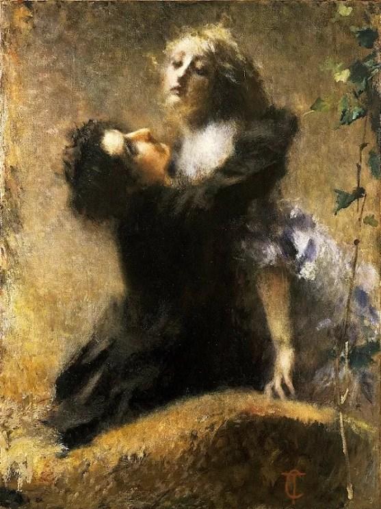 Tranquillo Cremona, Edera il suo ultimo dipinto