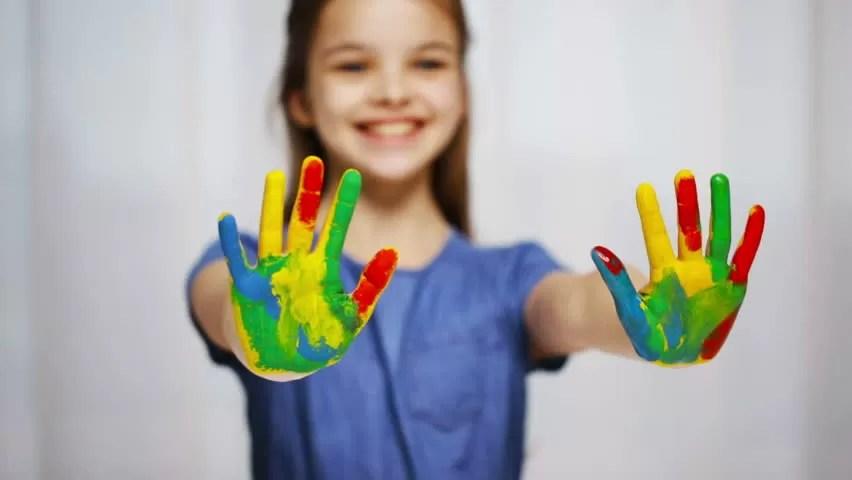 sorriso e creatività