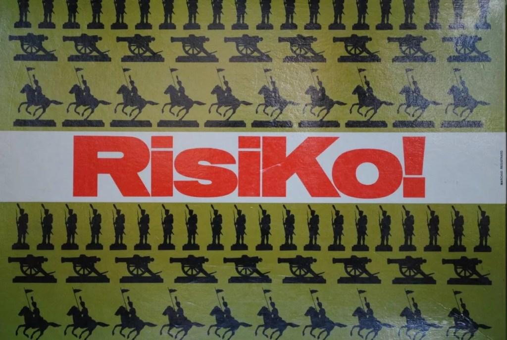 Risiko - Il gioco della strategia e della conquista