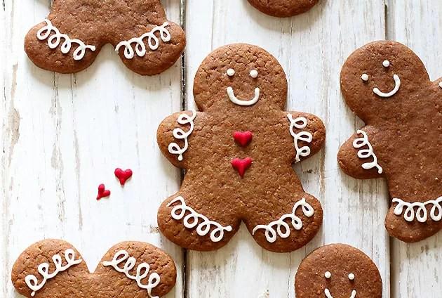 biscotto di pan di zenzero