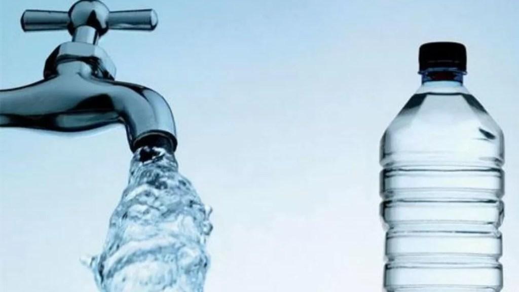 acqua in bottiglia o dal rubinetto?