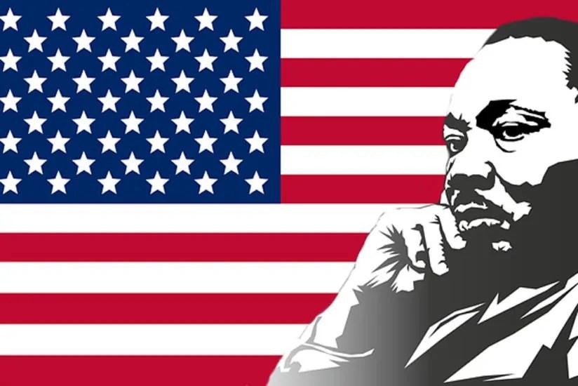 MLK e gli USA