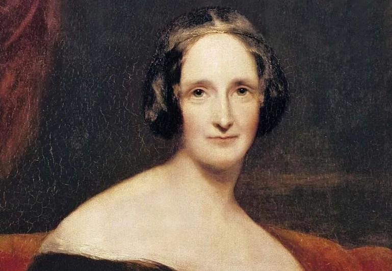 letteratura gotica -Mary Shelley