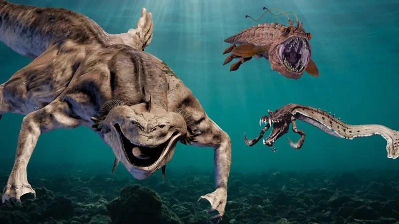 creature di Star Wars - sea monsters