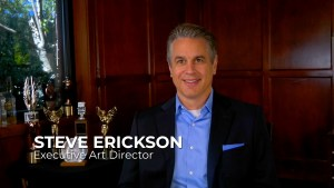 Steve Erickson - Let's Talk: Creative Vision