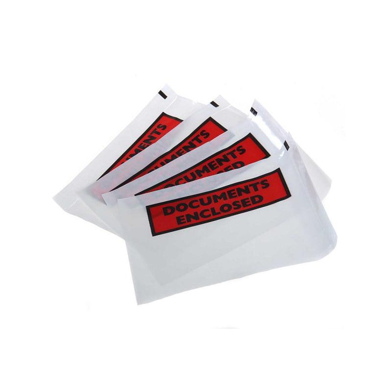 """Paklijst Enveloppen C6 """"Documents Enclosed"""""""