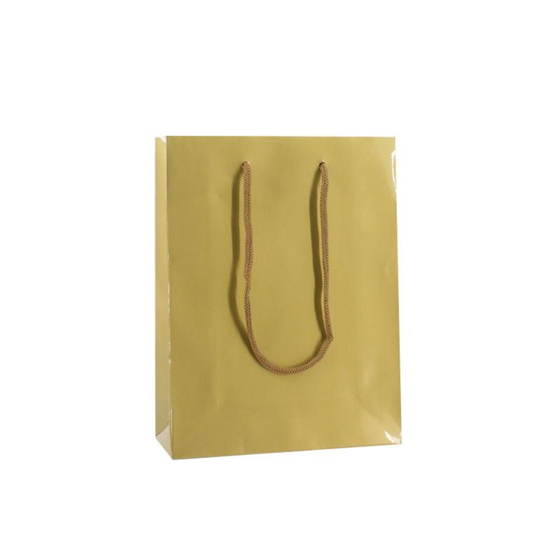 Luxe Papieren Tas - Goud