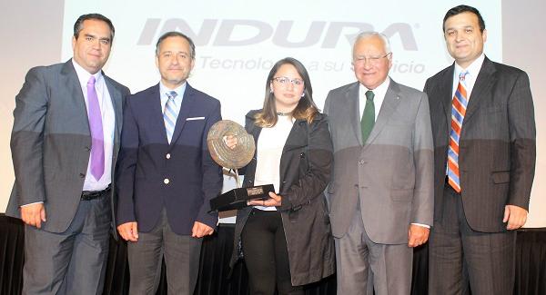 Artel, Atlas Copco, Salomón Sack e Indura son reconocidos con el Premio CIRPAN A.G Marcel Bunout 2017