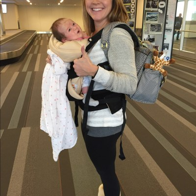 Traveling With An Infant – Just Go For It