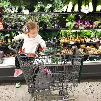 Never Grocery Shop with Your Toddler Again