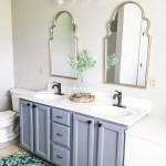 Our Master Bathroom Vanity Makeover Cirque Du Solayne