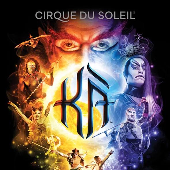 cirque du soleil discover shows