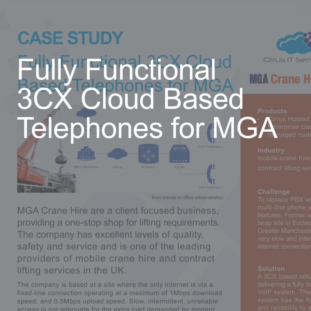 CaseStudy MGA WebSite Image