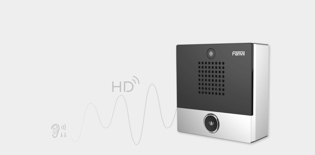 fanvil i10 series HD Audio