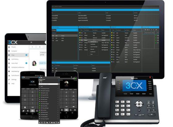 PABX IP 3CX 558x410 1