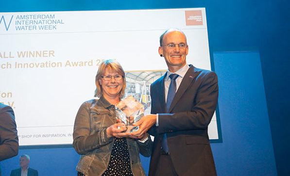 Aquatech innovation awards overall winner