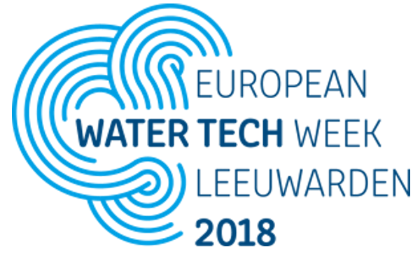European Water Tech Week Leeuwarden 2018