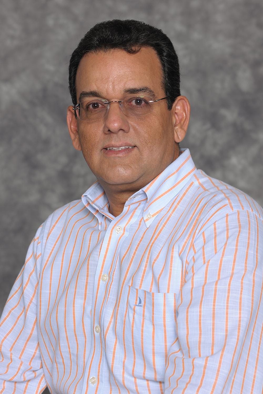 Antonio Bajuelos Portrait