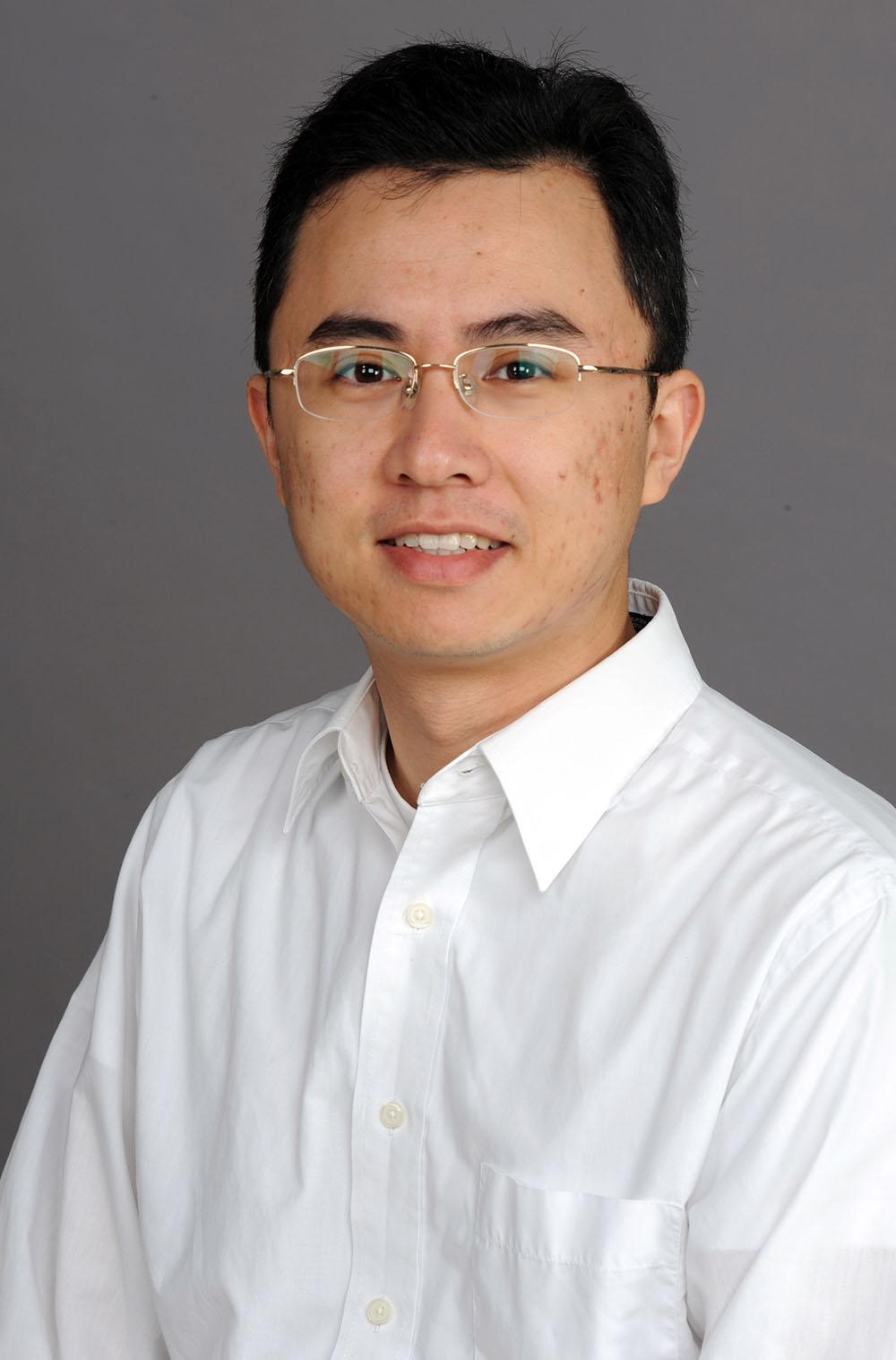 Deng Pan Portrait