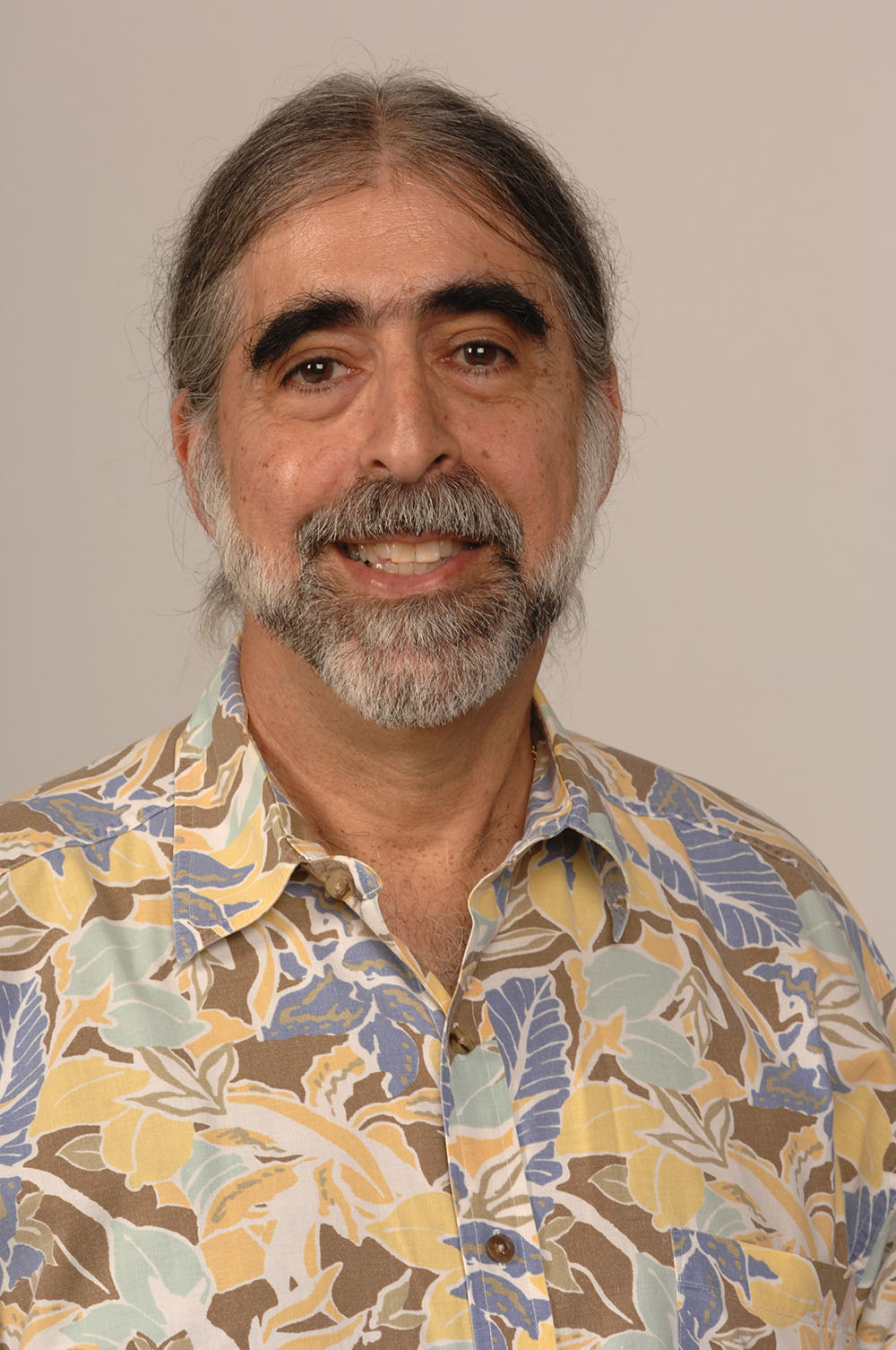 Greg Shaw Portrait