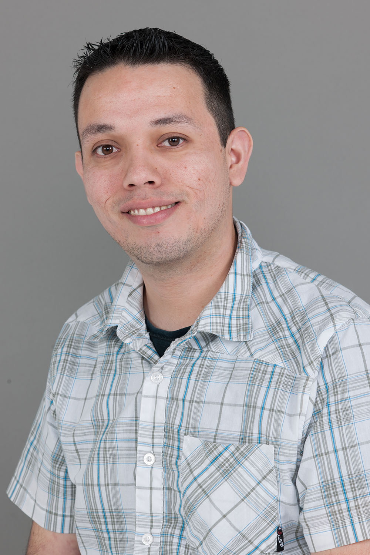 Luis Riviera Portrait