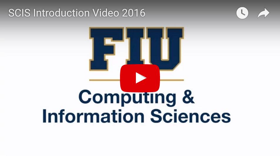 Image of SCIS Intro Video
