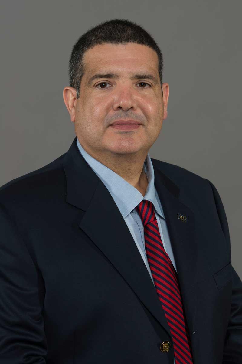 Carlos Cabrera Portrait