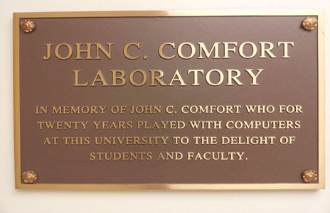 John C. Comfort Laboratory image
