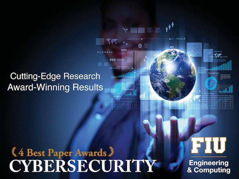 Cutting-edge research in Cybersecurity | School of Computing and Information Sciences 1
