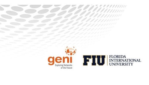 Geni and FIU logo image