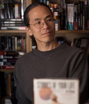 Ted Chiang headshot