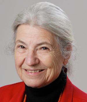 Photo of Ruzena Bajcsy