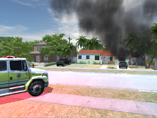 Image of Fire Fighter simulator