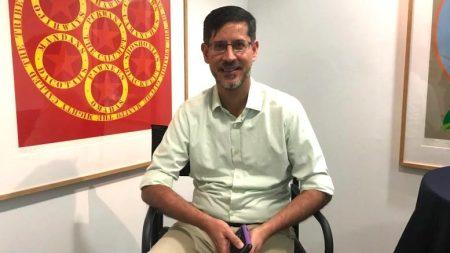 Photo of Mario Eraso