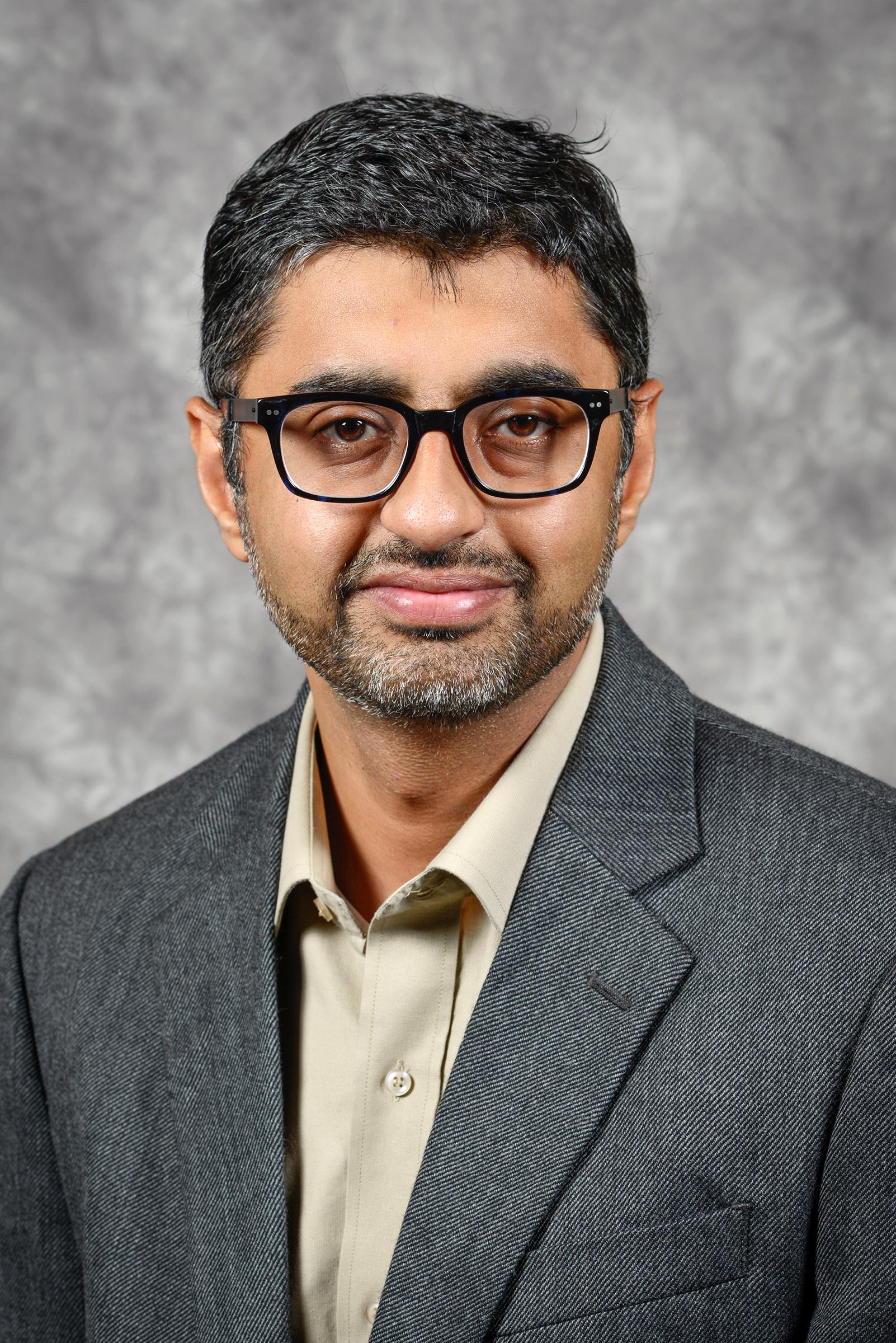Photo of Professor Fahad Saeed