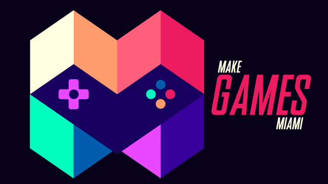 Make Games Miami logo