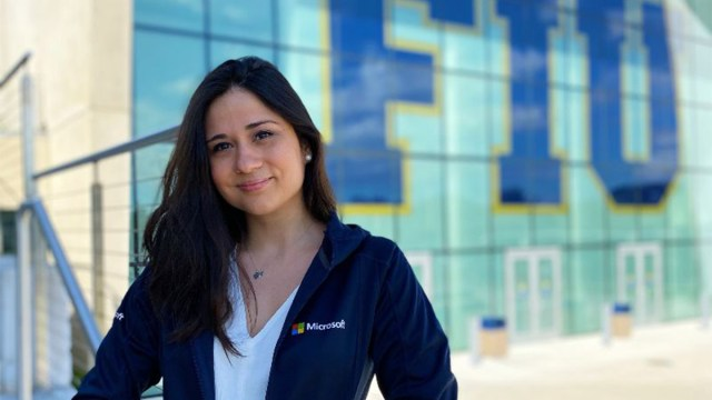SCIS Student, Carolina Uribe-Gosselin, highlighted in The Sunday Briefing.