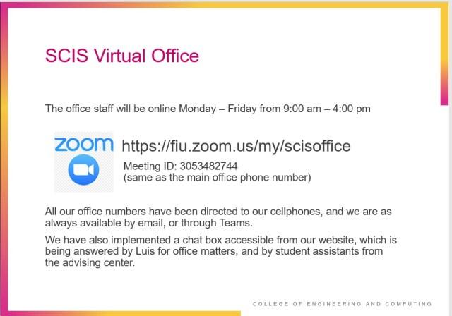 scis virtual office banner