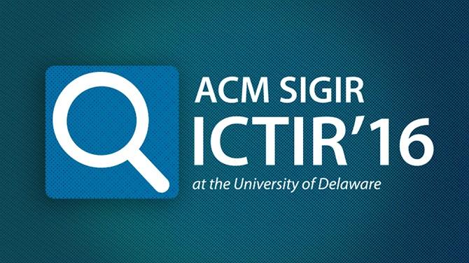 ACM SIGIR ICTIR '16