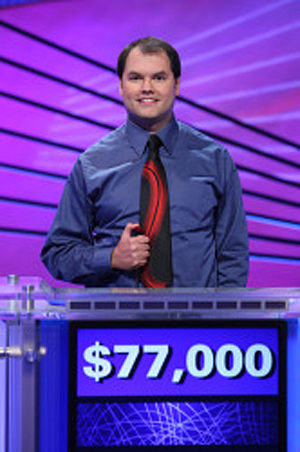 UD's Roger Craig wins unprecedented $77,000 on 'Jeopardy'