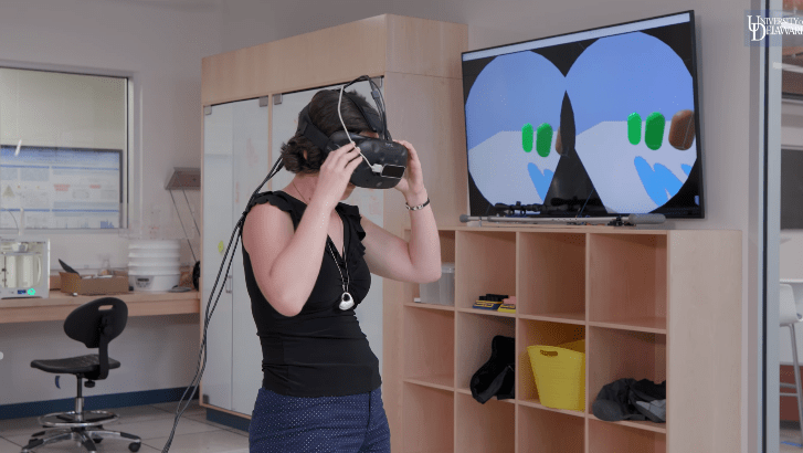 Alina Christenbury explores virtual and augmented reality