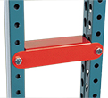 Pallet Rack Row Spacers
