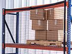 Pallet Rack Rack Safety Netting