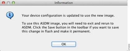Cisco ASA 9 x : Upgrade a Software using ASDM or CLI (Upgrade a