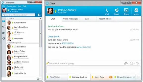 Cisco Jabber скачать для Windows