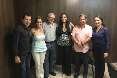 Presidente do CISRUN propõe parceria com Prefeitura de Montes Claros