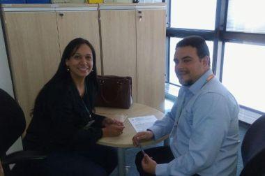 Na Capital mineira, diretora do SAMU reúne com Coordenador Estadual da Urgência