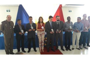 SAMU participa dos 10 anos da 11ª Cia PM Meio Ambiente e Trânsito Rodoviário