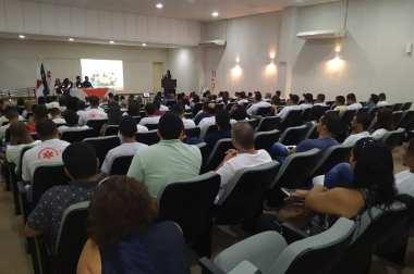 SAMU realiza reunião anual com colaboradores
