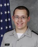 Cadet Nick Slater